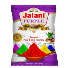 Queen Purple Colour Holi Gulal 100 gram