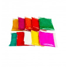 Rangoli Colours Powder, 40gm each - Set of 11