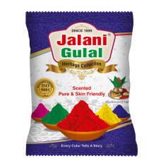 Royal Blue Color - Holi Gulal 100 gram