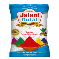 Rich Blue Color - Holi Gulal 100 gram