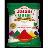 Green Colour Holi Gulal 100 gram
