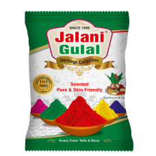 Green Colour Holi Gulal 100 gram
