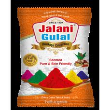 Orange Holi Gulal - 100 gram