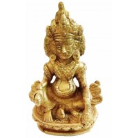 Lord Kuber Idol - God of Wealth for Success, Money & Increase in Finance